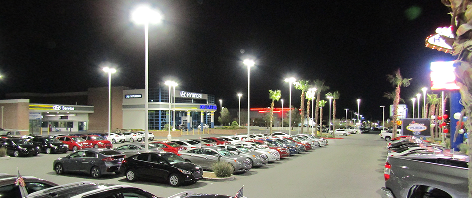Marvelous Hyundai Dealership U2013 Las Vegas, NV