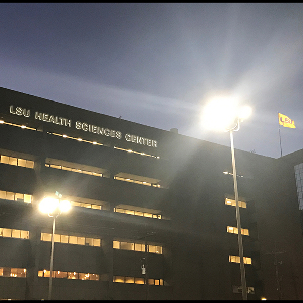 LSU School of Nursing - Baton Rouge, LA
