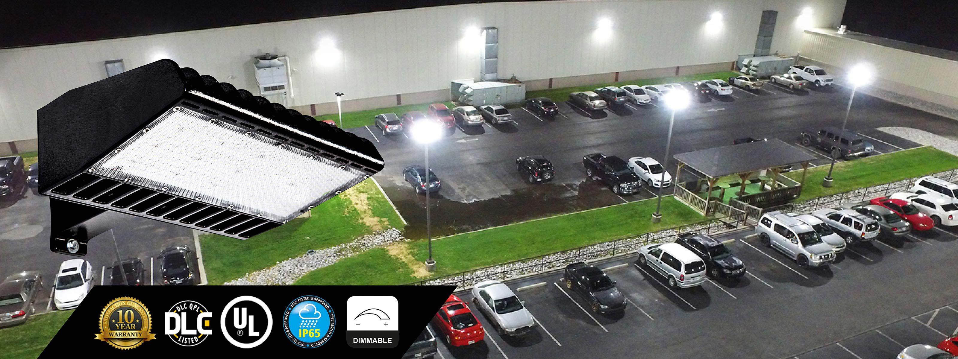 Altech LED Area Light