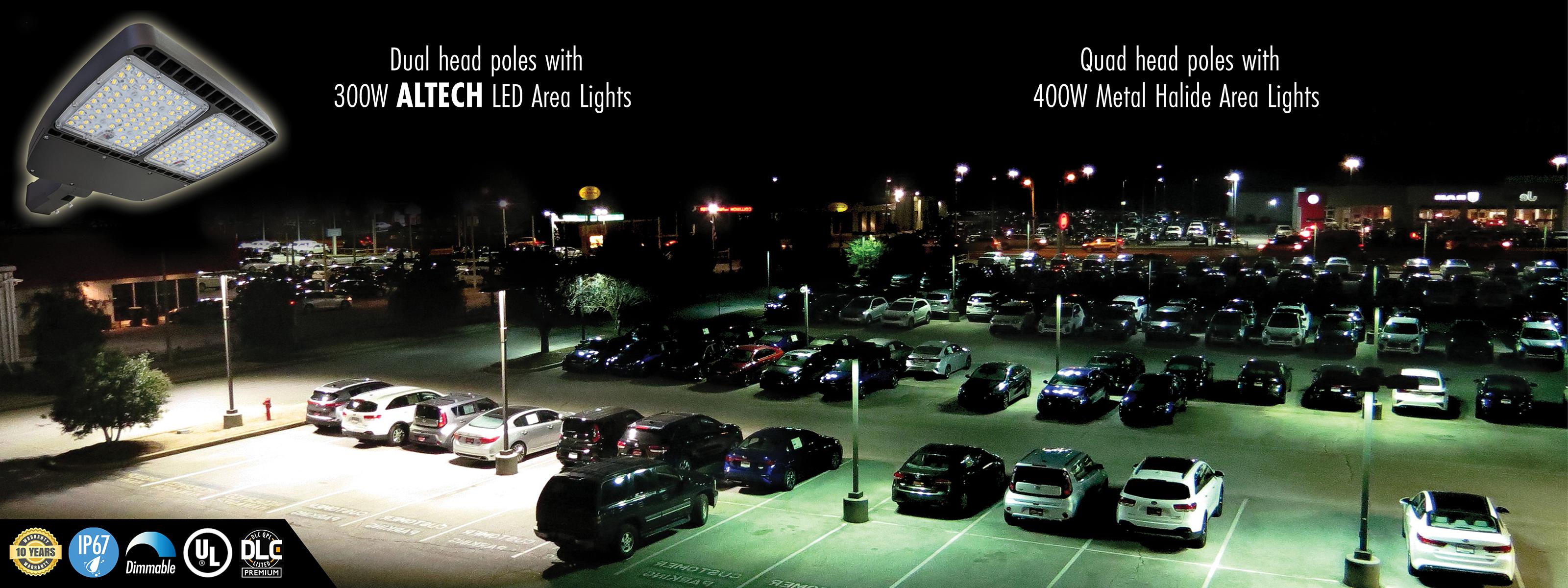 LED Hyper Area Light