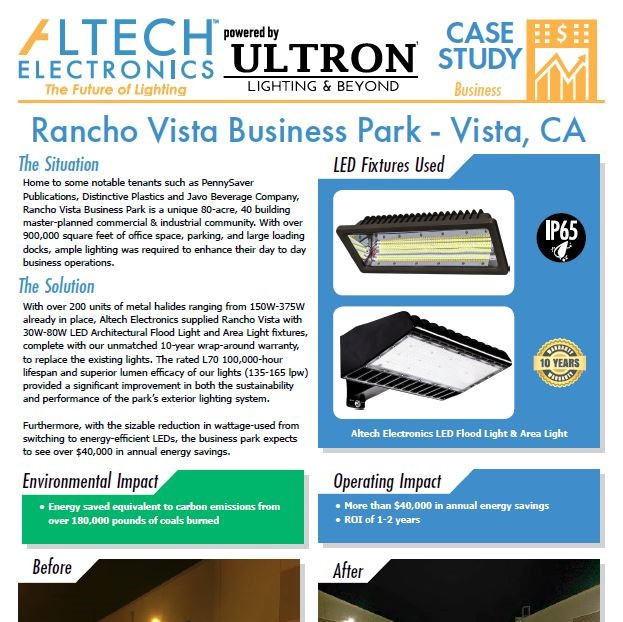 Rancho Vista Business Park
