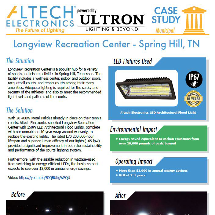 Longview Recreation Center
