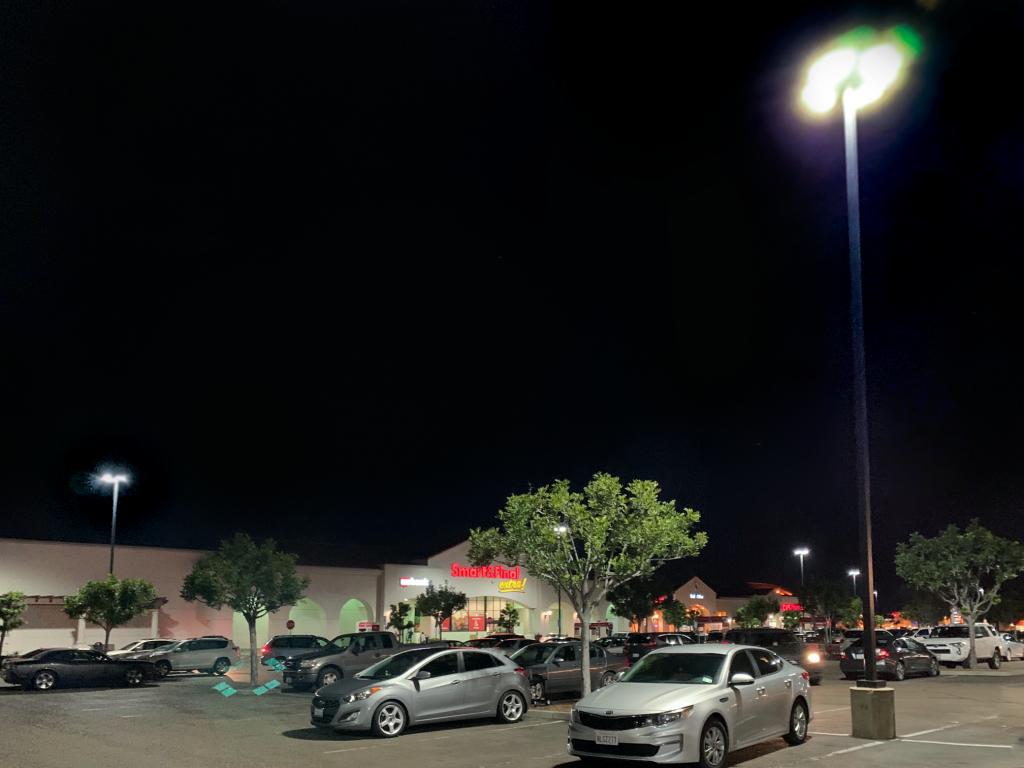 Mira Mesa Area Light 1