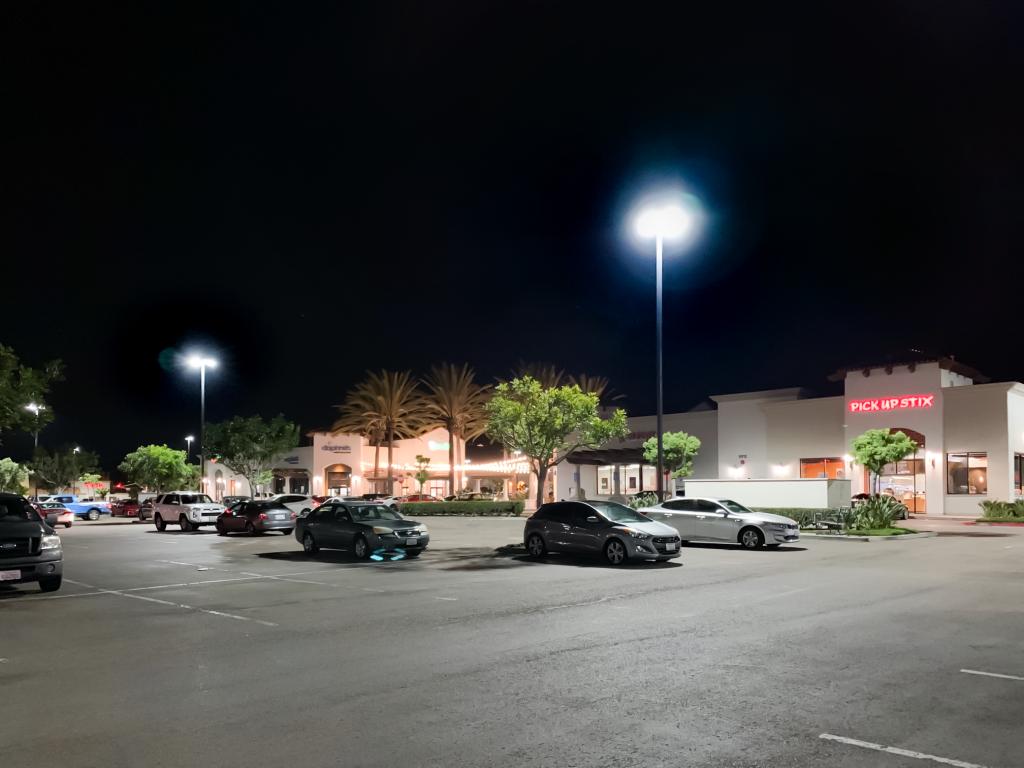 Mira Mesa LED Area Light