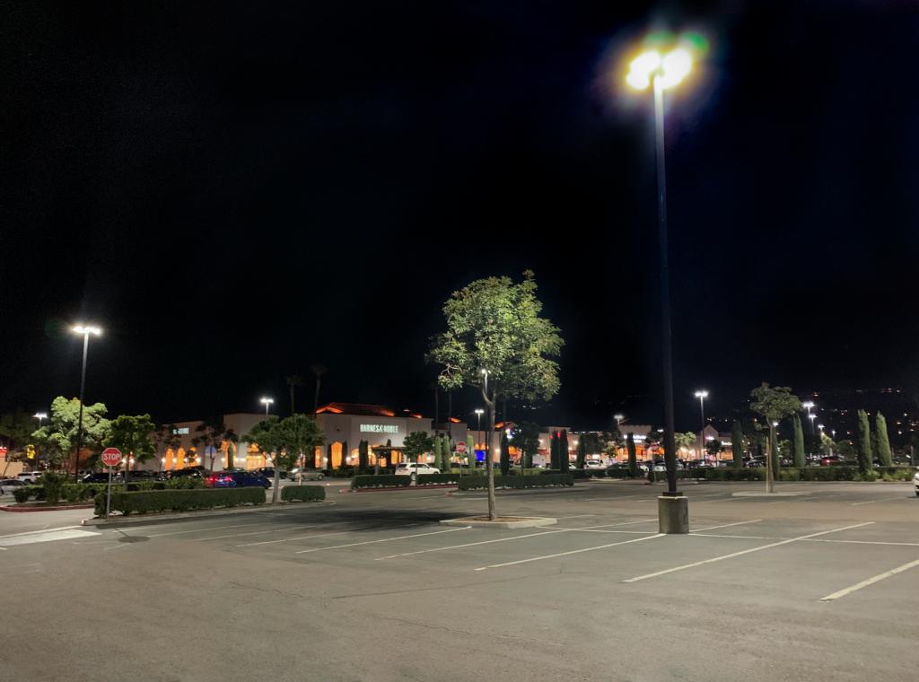 Mira Mesa Area Light 3