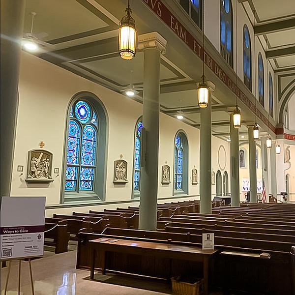 St. Peter's Church- Washington, DC