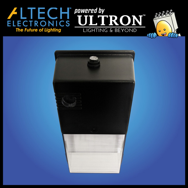 15 Watts Led Security Wall Pack 10 Year Warranty
