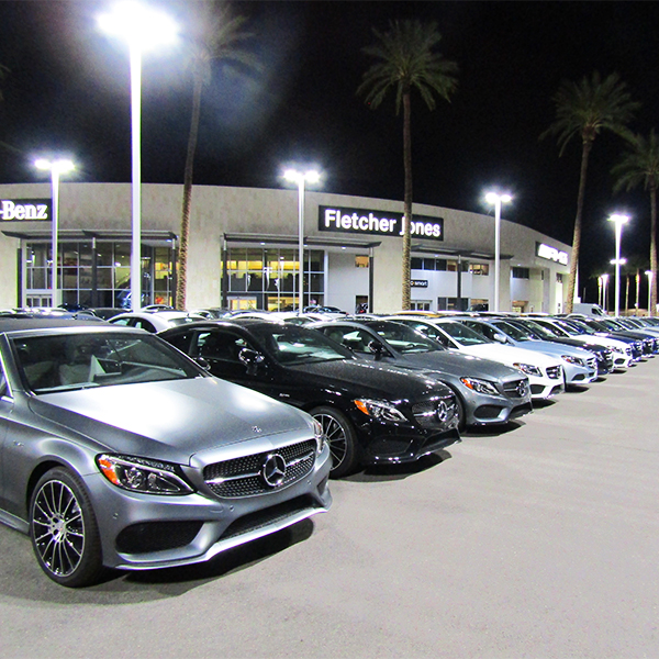 Fletcher Jones Mercedes Benz - Las Vegas, NV
