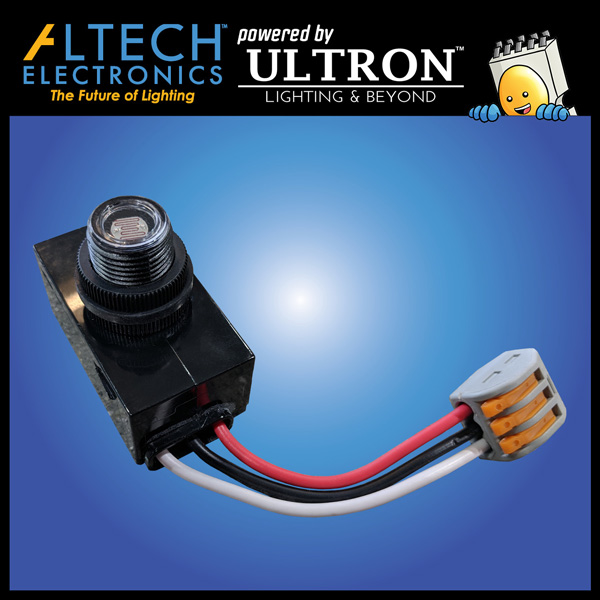 Photocell Sensor Altech Electronics Led Lighting