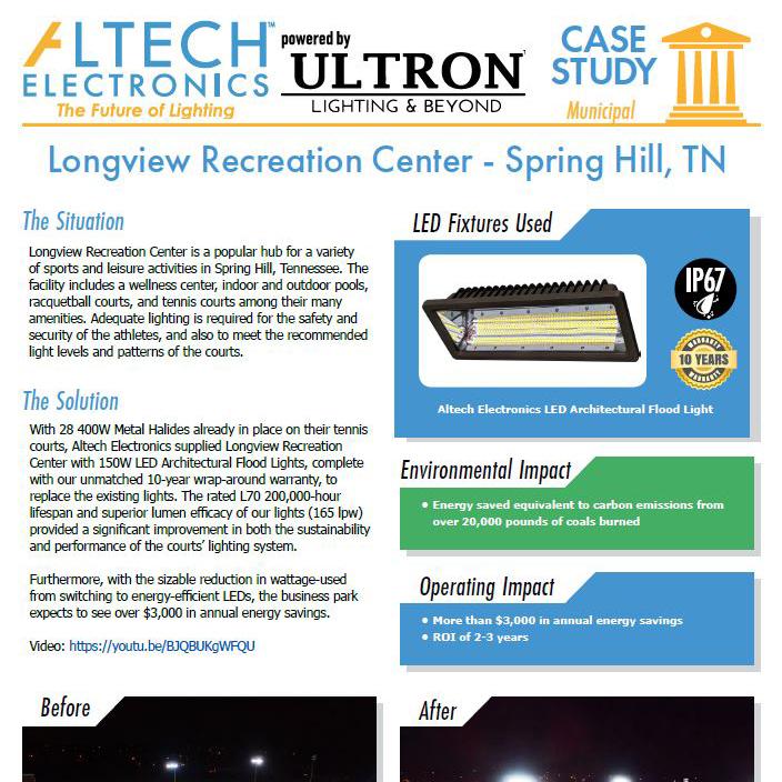Longview Recreation Center