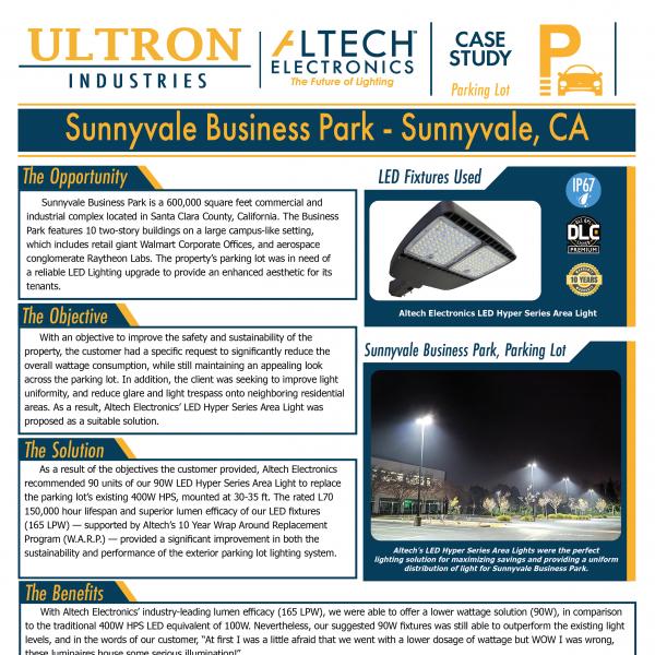 Sunnyvale Business Park